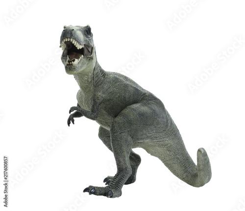 Naklejka premium tyranozaur dinozaura rex