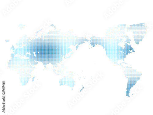 Poster Carte du monde 世界地図 日本地図 地図 グローバル ビジネス背景