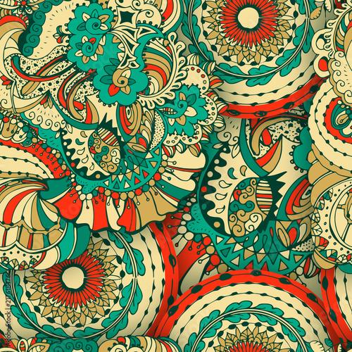 kwiatu-bezszwowy-wzor-kwiecisty-slawistyczny-ozdobny-pochodzenie-etniczne-lub