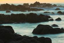 Monterey Coastline, Asilomar S...