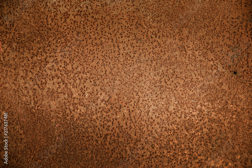 Fototapety, obrazy: Rusty background. Rusty metal texture background.For art texture or web design and vertical background, And for interior exterior decoration and industrial construction concept design.