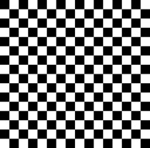 Checkered Background. Vector D...
