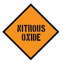 Nitrous Oxide Sign