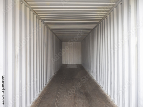 Box inner container Tablou Canvas