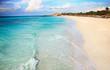 Varadero beach with tyrquis sea and ocean