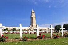 Verdun. Nécropole Nationale De Douaumont. Meuse. Grand Est