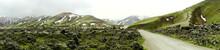 Iceland. Road To Landmannalaugar