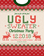 Ugly Sweater Christmas Party I...