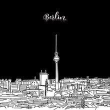 Berlin Skyline, Outline