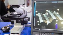 Digital Microscope Inspect Wor...