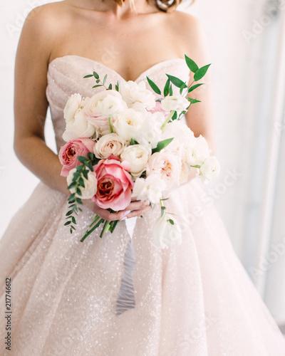 Wedding Bouquet Fototapeta