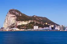 Gibraltar Affenfelsen Felsen F...