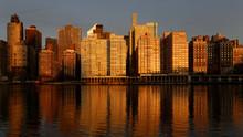 East River Coastline NYC
