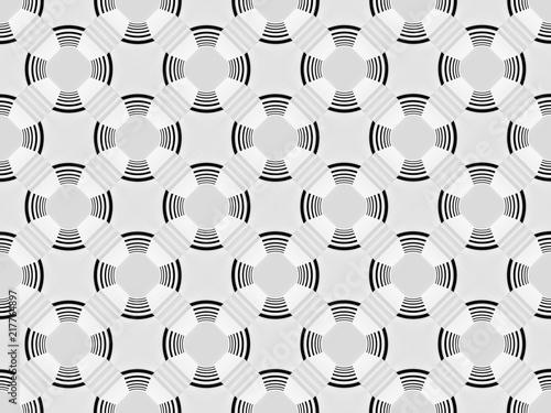 Obrazy szare szara-mozaika