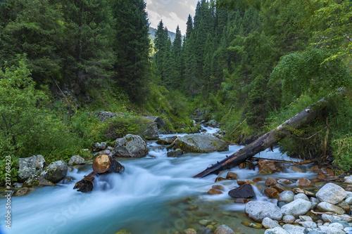 gorska-rzeka