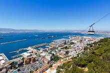 Gibraltar Seilbahn Cable Car H...