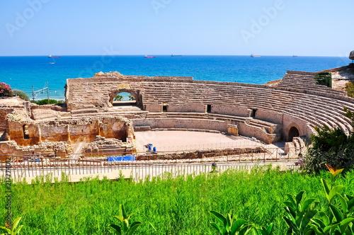 Tarragona Roman Amphitheater, Spain