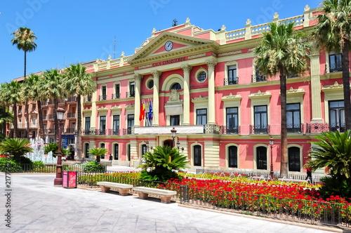 Murcia town hall, Spain