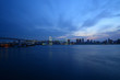 レインボーブリッジ夕景