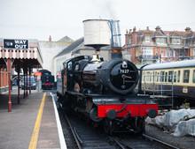 Restored British Steam Locomot...