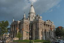 Tippecanoe County Courthouse, ...