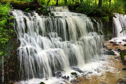 Waterfall at City Lake Natural Area