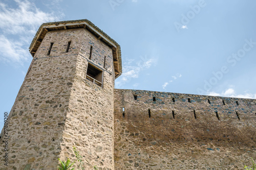 Papiers peints Fortification Durrani Fort, Hari Parbat at Srinagar, Jammu and Kashmir, India