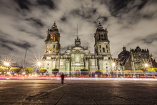 Mexico's City Cathedral