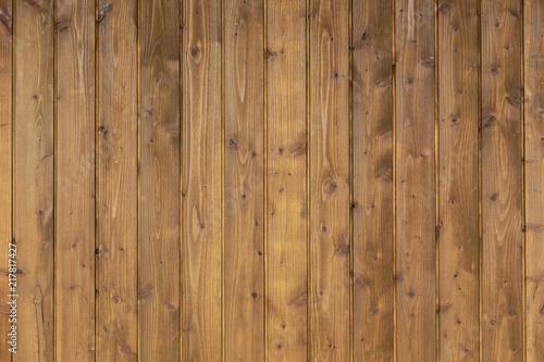 Obraz na plátně 木の板の背景素材 Wooden board texture background