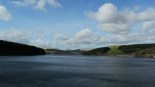 Brecon Beacons Pontsticill Reservoir Timelapse
