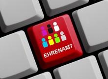Soziales Engagement - Ehrenamt Online