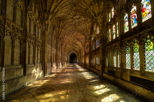 Gloucester Cathedral Cloister Fototapet