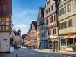 Ochsenfurt is a small village by river Main