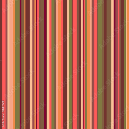 Fotografia  Seamless pattern with vertical lines