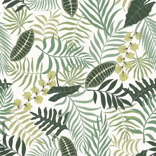tropikalny-tlo-z-palmowymi-liscmi