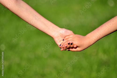Fotografía  Hold my hand 2