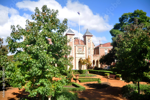 Foto  Government house at Perth, Australia