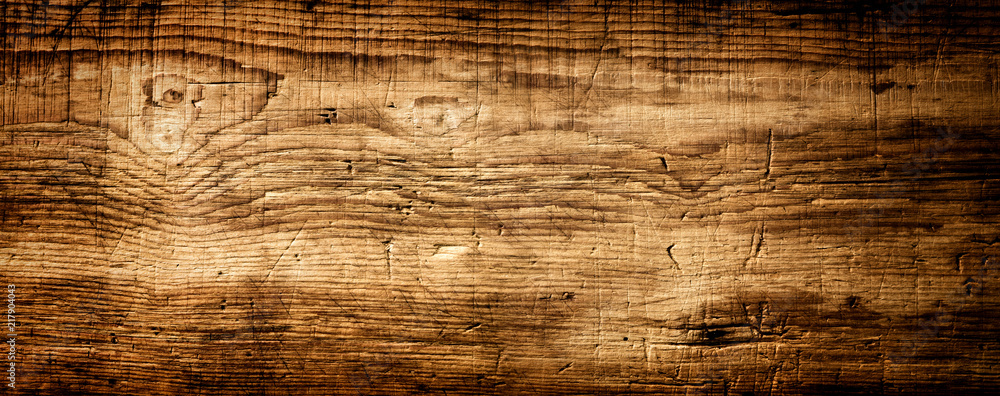 Fototapeta Wood  texture  -  Background for Christmas Themes