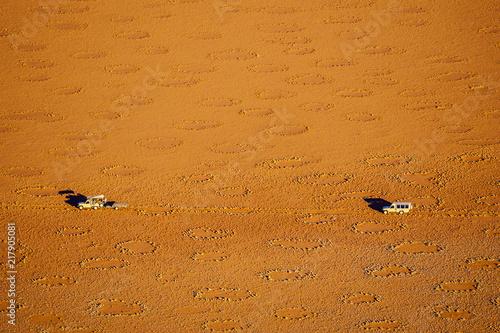 Foto op Canvas Baksteen Namibia