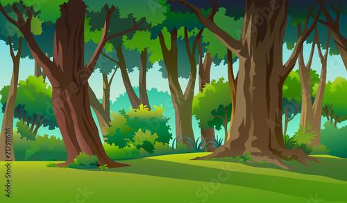 Fototapeta premium Maluj ilustracje dziko i naturalnie