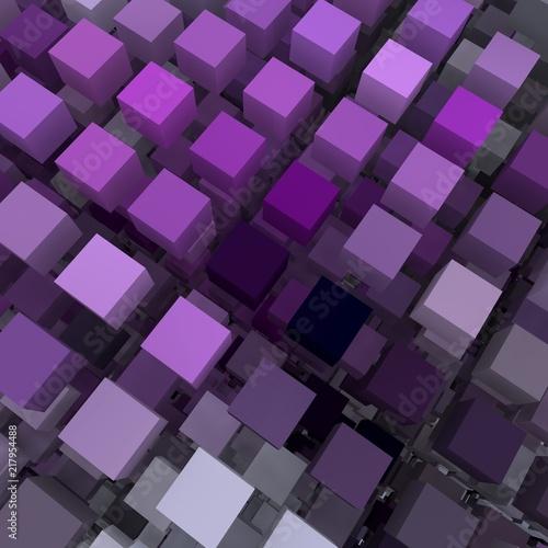Fototapety fioletowe   przestrzen-fioletowej-zadumy