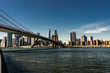 New York Skyline Citiview Manhatten with Freedom Tower World Tra