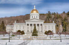 Vermont State House #1