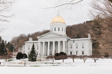 Vermont State House #4