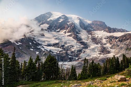Canvas Print Mountain Majesty