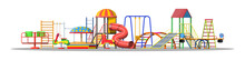 Kids Playground Kindergarten S...