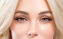Blonde Hair Beautiful Eyes Las...