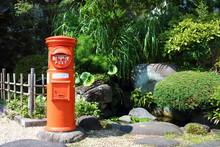 郵便ポスト(丸型ポスト)