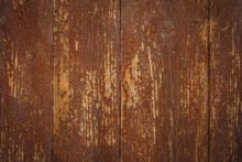 Old Weathered Vintage Rustic Wood Background Texture With Scratched Paint