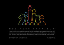 Vector Business Strategy Conce...